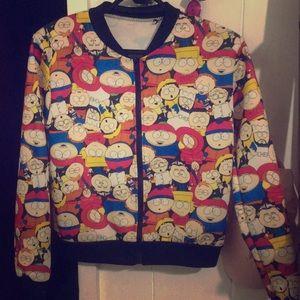 South Park jacket